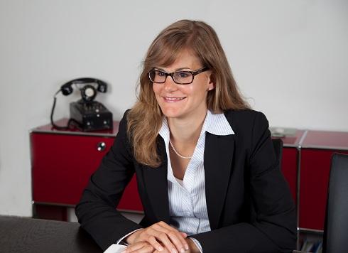 Aline Marty, Rechtsanwältin und Notarin bei FRANK Advokatur & Notariat, Sursee